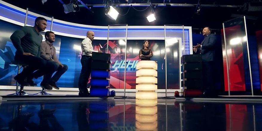 «Взять веревку, мыло и уйти…»: Скандальный нардеп набросился на Найема в прямом эфире, тот не знал куда деться
