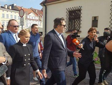 «Они могут меня скрутить, депортировать, даже убить…»: Саакашвили сделал эмоциональное заявление перед митингом 17 октября