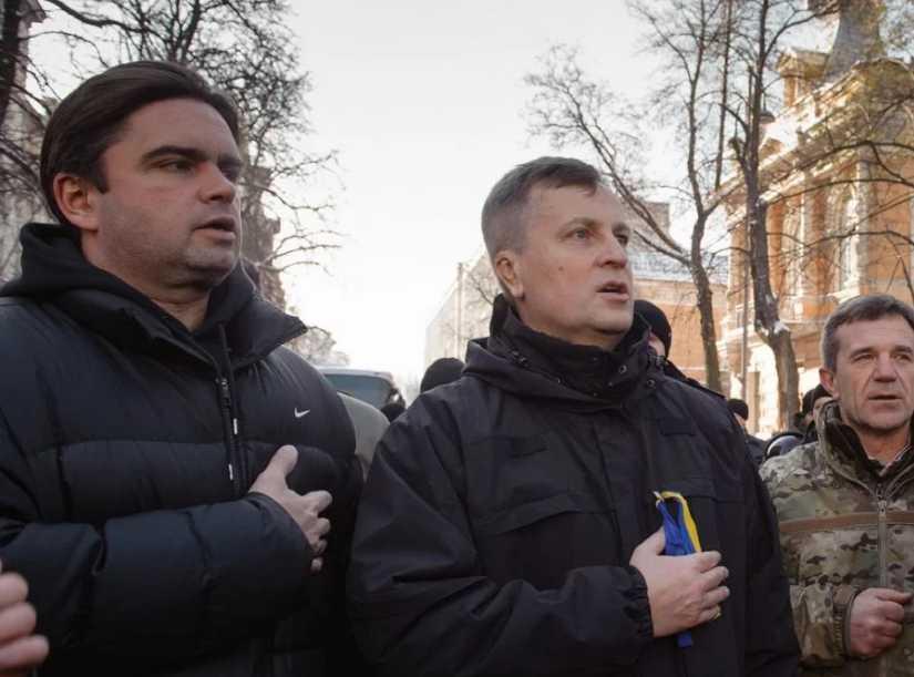 Такого наговорил … Лубкивский шокировал украинцев своими словами о Наливайченко. Вы этого даже не подозревали