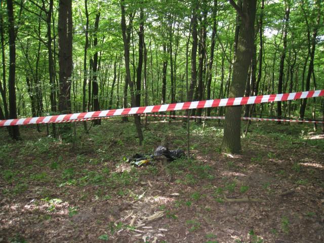 На Львовщине нашли труп мужчины, который сутки не выходил на связь