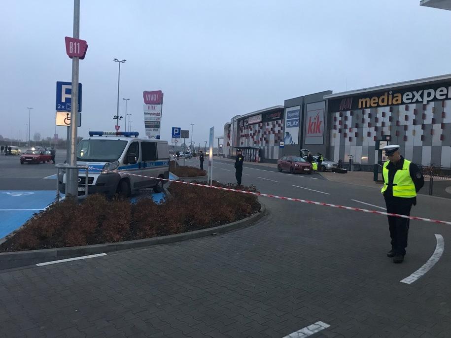 Мужчина устроил резню в торговом центре. Есть погибшие и много раненых