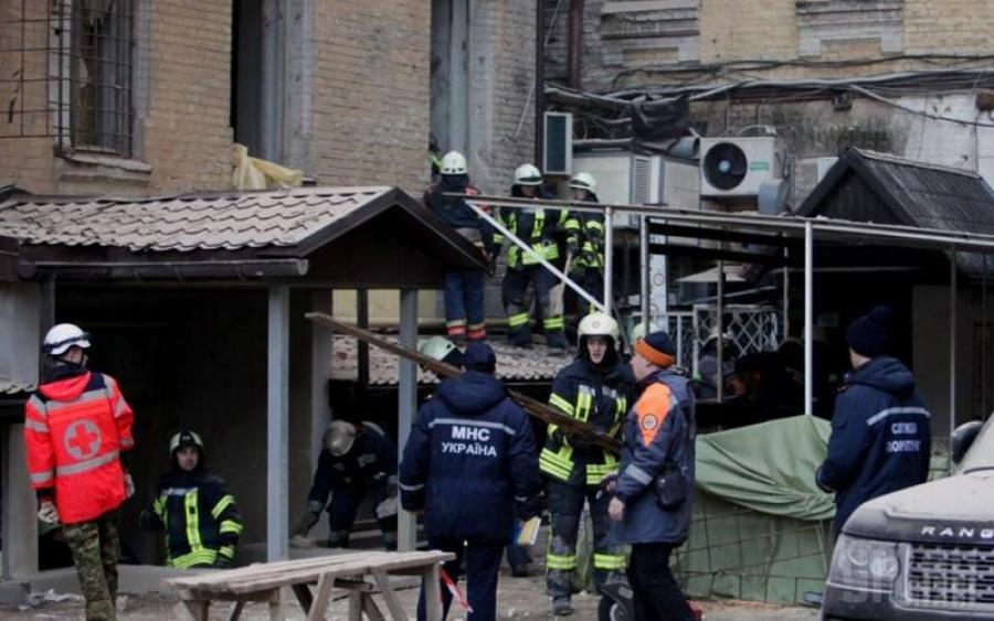 Страшная смерть! Обвал дома в Днепропетровской области заживо похоронил подростка