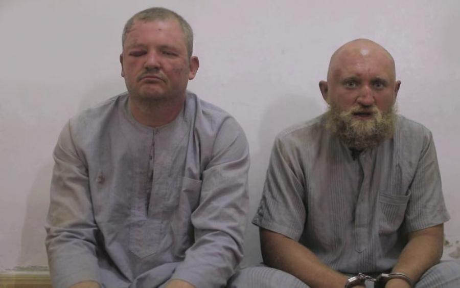 Что там происходит? Террористы казнили пленных русских