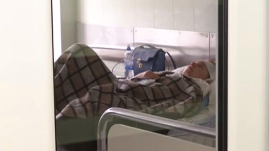 «Мне все казалось как во сне»: Пострадавшая с больничной койки рассказала подробности ужасной трагедии в Харькове