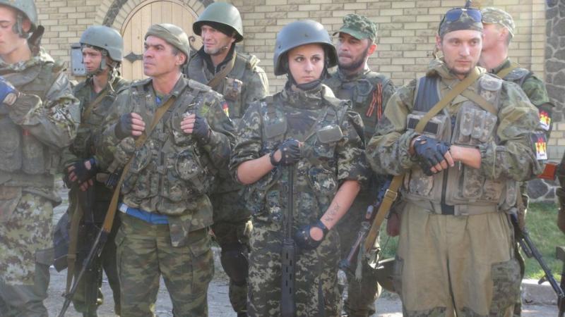 «Сегодня зашкварили » Белоснежку «: стало известно, что на Донбассе ликвидировали девушку убитого главаря террористов «ДНР» «Гиви»