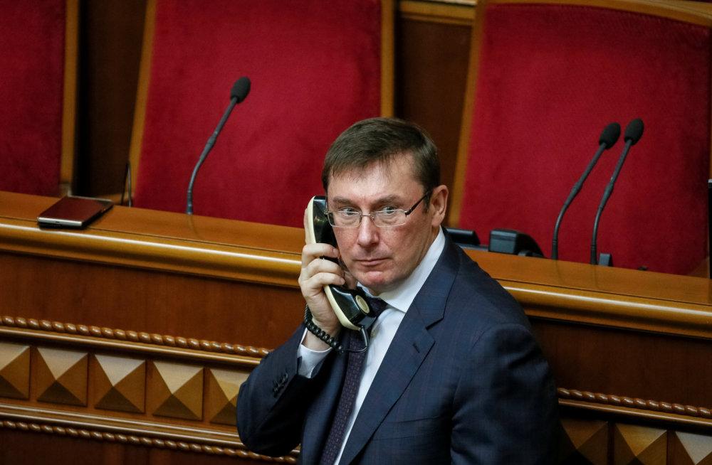 Экстрадиция Саакашвили: Луценко шокировал всю Украину своим заявлением. В это трудно поверить