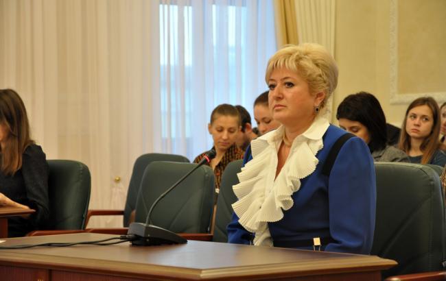 Как скандальная львовская судья с нарушениями завершила защиту своей диссертации