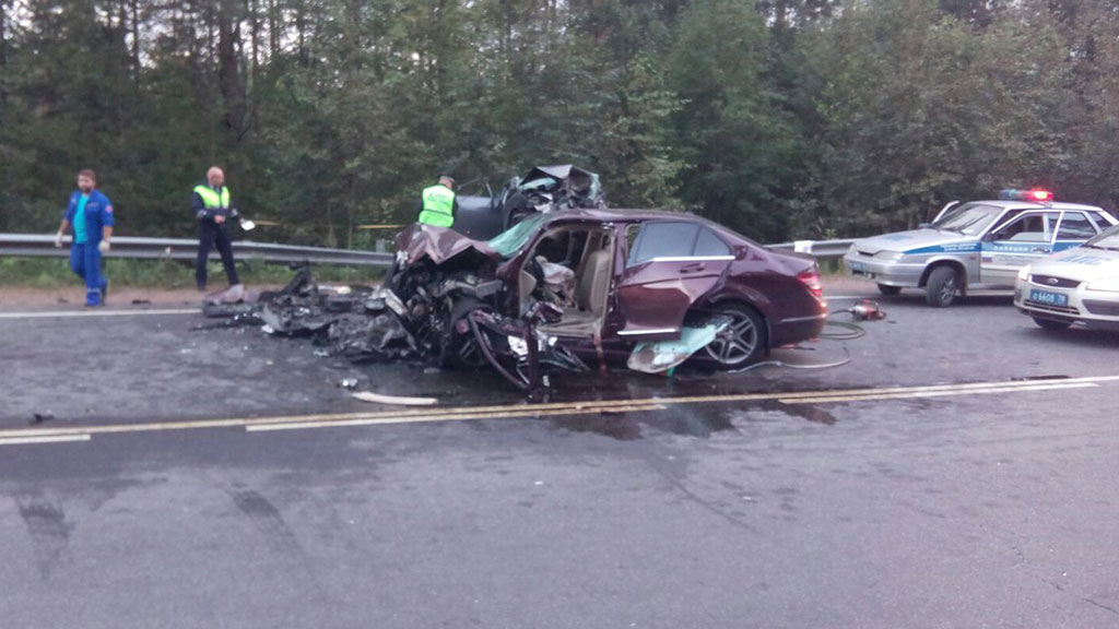 На Львовщине произошло ДТП, в котором погиб водитель
