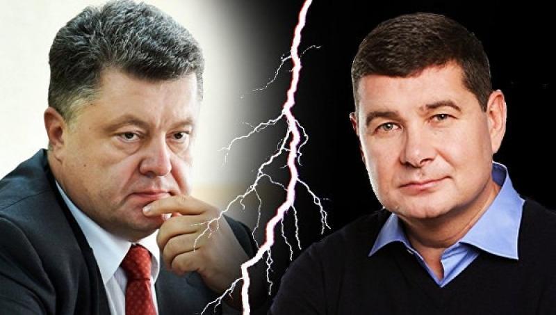 Что-то задумали! Стало известно о тайных переговорах Коломойского и Онищенко. Вы будете шокированы подробностями