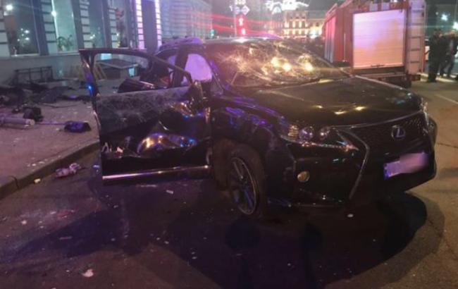 Смертельное ДТП в Харькове: водитель Volkswagen Touareg дал первые показания