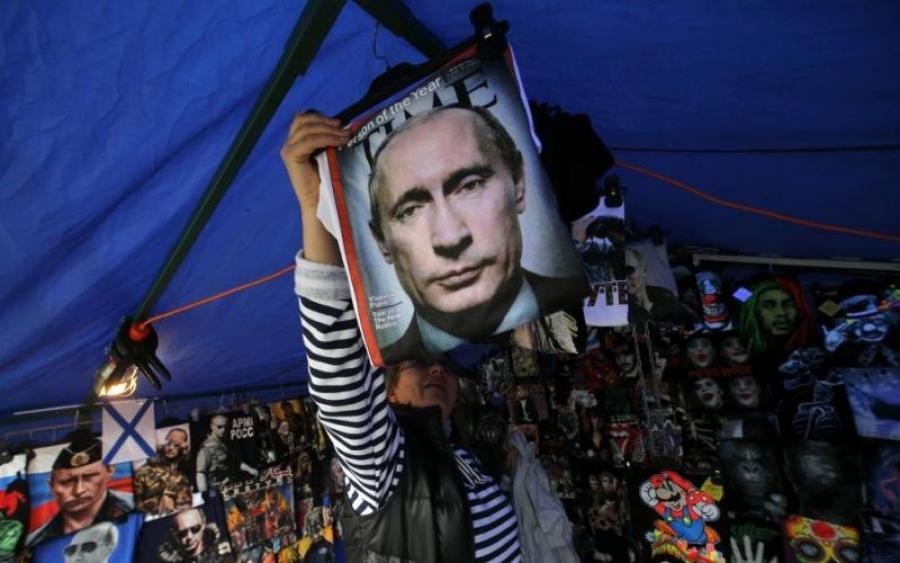 «Не смогли произнести ни слова…»: Львовянин эффектно объяснил любителям Путина, чей Крым