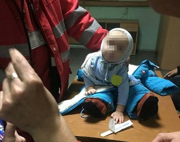 «Оставила мальчика у входа в метро и пошла пить»: в Киеве женщина жестоко поступила со своим сыном