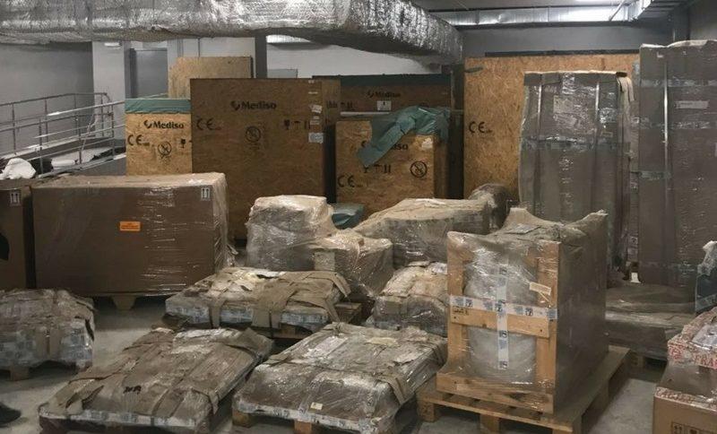 «Должно было работать в Охматдите и спасать жизни …»: оборудование для онкобольных детей спрятали на заводе — Супрун