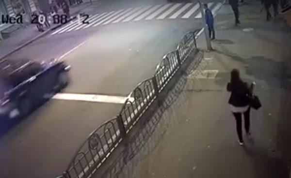 «За шаг до смерти…»: Новое видео с места харьковского ДТП (18+)