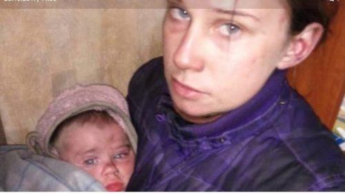 «Мать с младенцем жили в палатке в лесу…»: Опубликованные фото ужасных условий