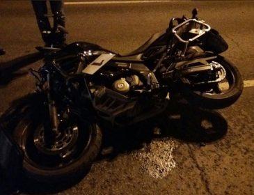 Его просто размазало по дороге… На Львовщине произошло смертельное ДТП с участием мотоциклиста