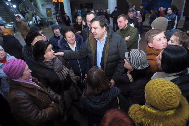 Три требования от Саакашвили: Чего ждать от собрания в Киеве 17 октября