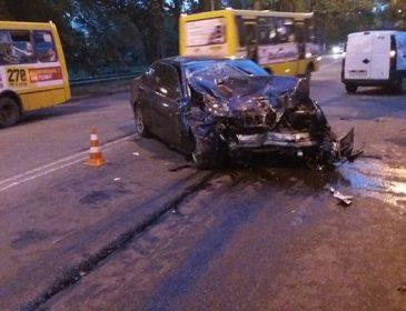 Авто трижды перевернулось: пьяный мужчина с ребенком в авто устроил жуткое ДТП