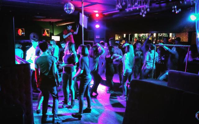 Половой акт в ночном клубе: вот что произошло с участниками