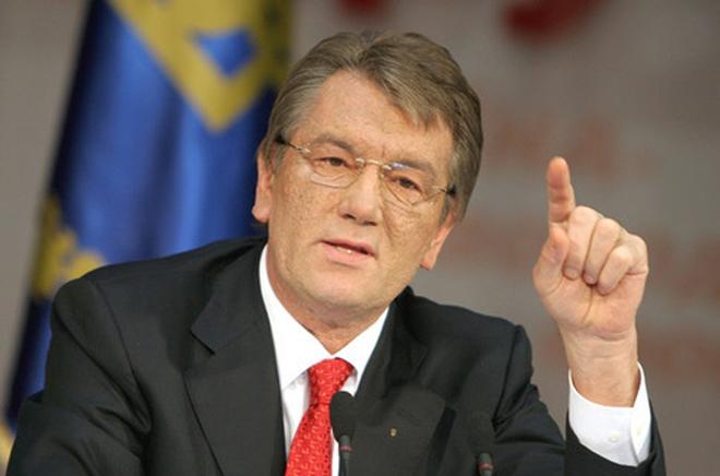 «Моя любимая нация … вам нужен ..» Ющенко сделал громкое заявление о своем будущем президентстве