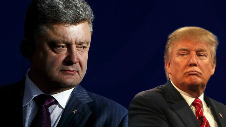 Почему Трамп встречается с Порошенко чаще, чем с Путиным. Появилось шокирующее объяснение