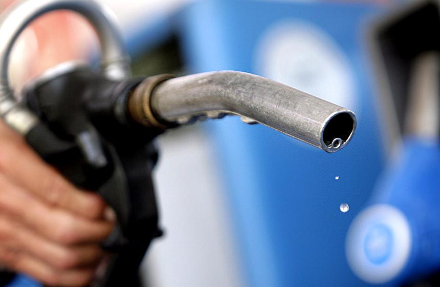 Резкое повышение цен на бензин и дизтопливо