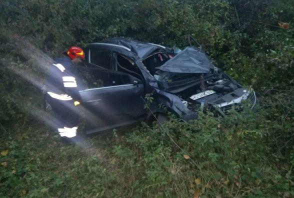 В Хмельницкой области произошло ДТП, есть пострадавшие