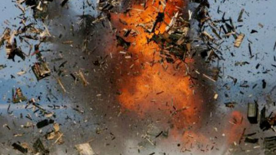 Мощный взрыв на АЗС унес жизни 5 человек. Видео с места происшествия
