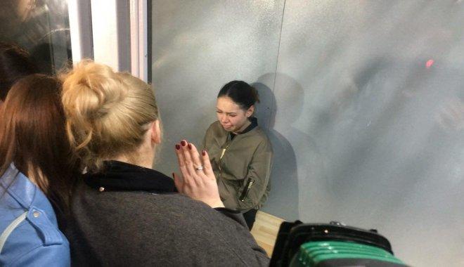 Колючая проволока и вооруженная охрана, занавески на окнах и салфетки на столе: куда спрятали «мажорка-убийцу» из Харькова