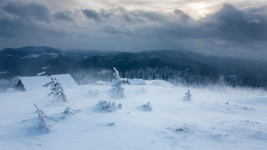 Будет ли зима рекордно холодной? Синоптики дали разъяснения относительно погодного ажиотажа