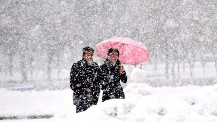 Штормовой ветер, снег и метели: Что рассказали синоптики о начале новой недели