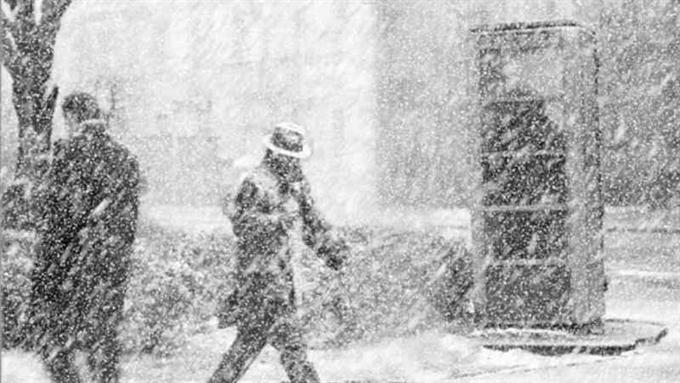Он принесет морозы, снег и гололед: На Львовщину надвигается скандинавский циклон