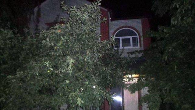 Вооруженное нападение в Киеве: Пятеро грабителей ворвались в дом бизнесвумен