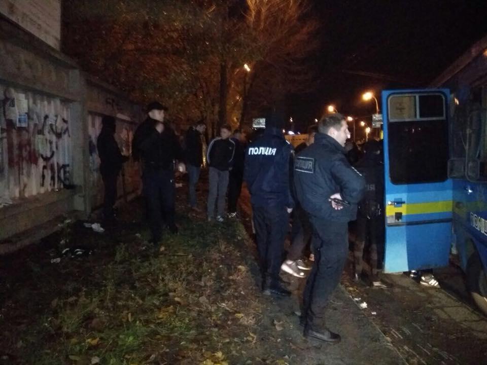 «Около 200 участников» В столице произошла массовая драка, есть пострадавшие