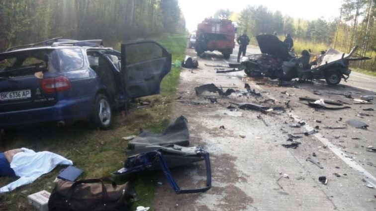 Еще одна трагедия! В ужасном ДТП погиб известный полицейский