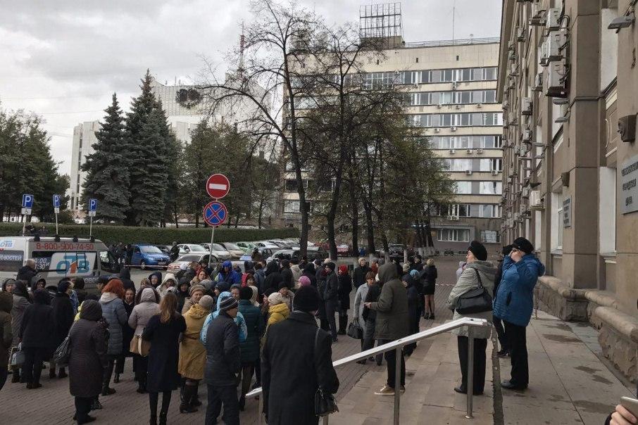 В Кривом Роге эвакуировали жителей многоэтажки, что же случилось?