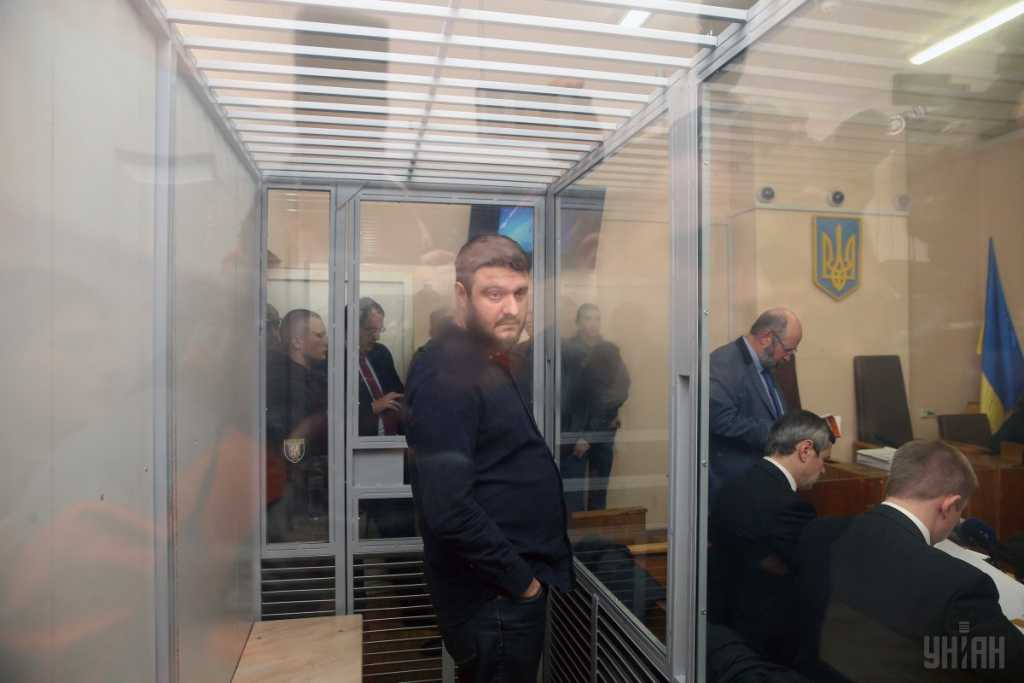 «Фуражки за миллион»: новые детали дела Авакова