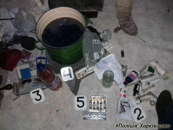 «В течение года изготавливали наркотики …» Правоохранители задержали преступную группу