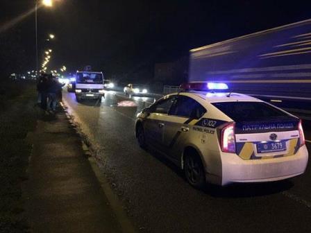 Смертельное ДТП: В Ровенской области водитель «Tata» сбил женщину