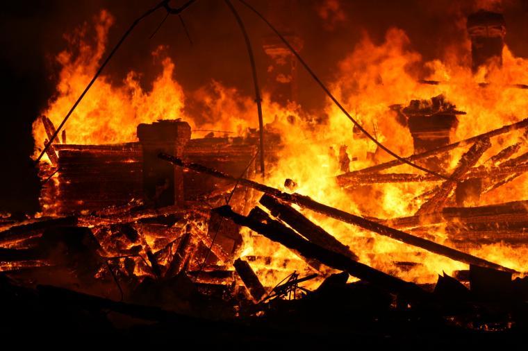 Детские тела на пепелище: Ужасная находка спасателей ошеломила всю Ровенскую область