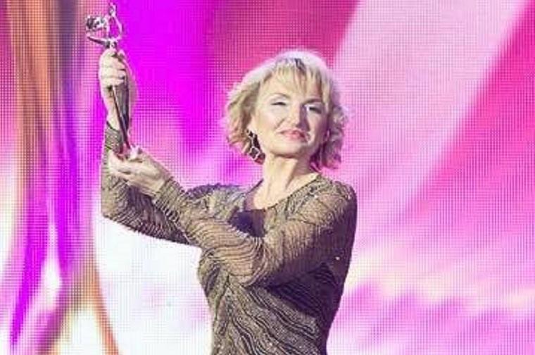 «Женщина III тысячелетия»: Ирина Луценко повесила на уши 162 тыс. грн.
