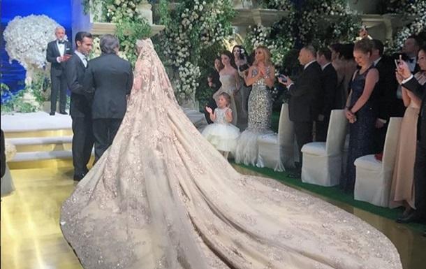 «У сына Луценко такого не было»: политики погуляют на еще одной миллионной свадьбе