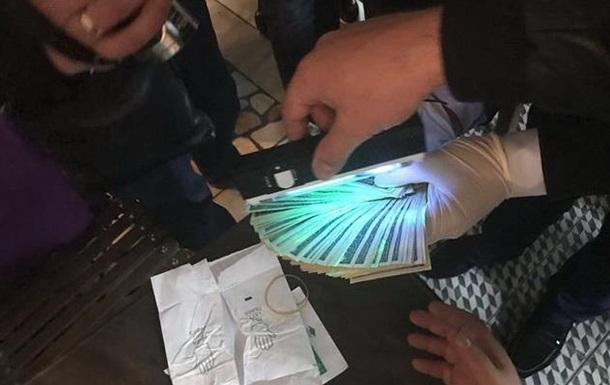 В Одесской области чиновника фискальной службы поймали на огромной взятке