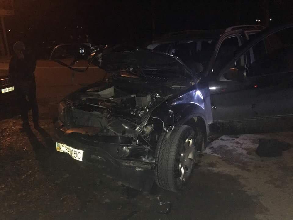 У Ровно произошло смертельное ДТП: двух женщин сбили прямо на пешеходном переходе