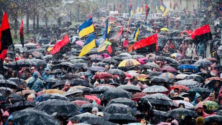 «Когда народ уже наестся этой бесплатной грузинской гречки»: Аброськин резко высказался о «Марш за импичмент Порошенко»