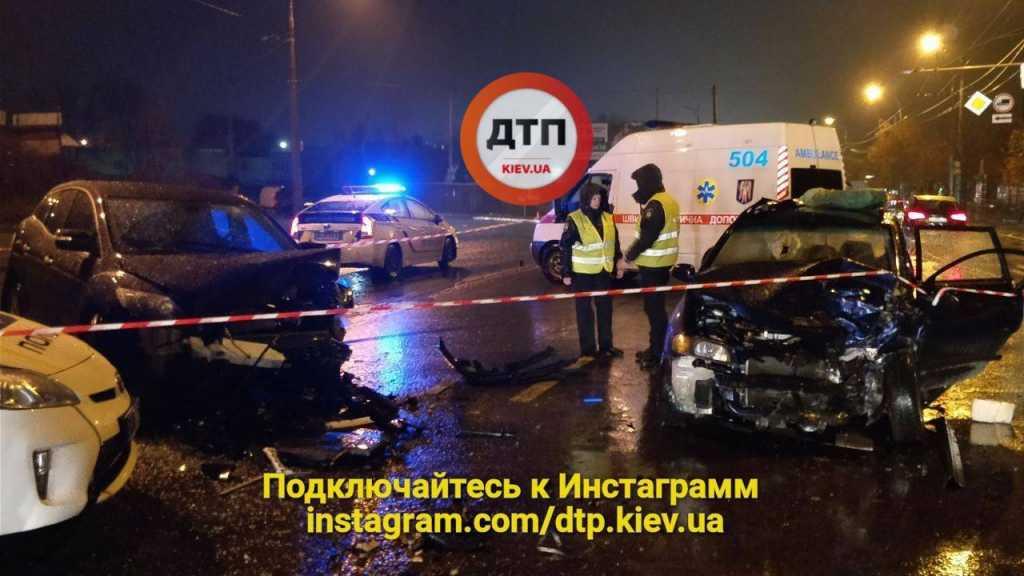 «Его тело извлекают с помощью гидроинструментов…»: Смертельное ДТП в Киеве, за рулем был чиновник МРЭО