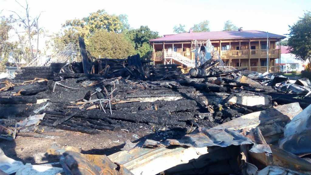 После двух десятков экспертиз: Названа причина пожара в лагере «Виктория»