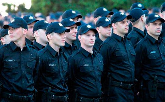 Проверка документов и обыски посреди улицы: Полиция Киева переходит на усиленный режим