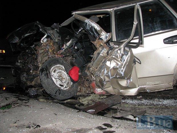 Ужасное ДТП: Авто разлетелись в разные стороны, пострадал ребенок