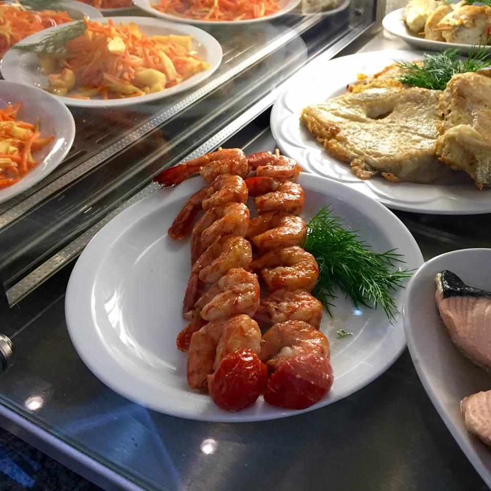 Для гурманов: в Раде обновили меню, цены и ассортимент блюд вас точно поразят